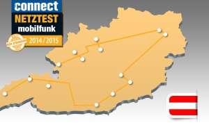 connect-Netztest 2014: Österreich