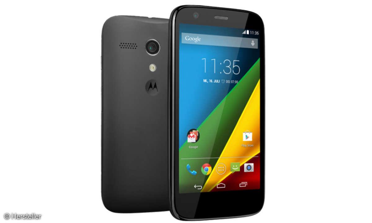 Motorola Moto G  LTE (2. Gen) - bald bei Aldi Süd im Angebot