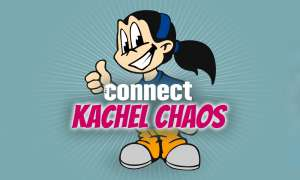Browsergame kostenlos spielen: connect Kachel-Chaos