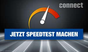 connect DSL Speedtest: Testen Sie Ihre Geschwindigkeit