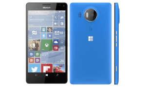 Microsoft Lumia 950 XL, alias Cityman