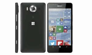 Microsoft Lumia 950, alias Talkman