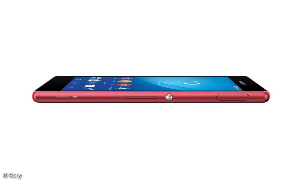 Sony Xperia M4 Aqua Koralle