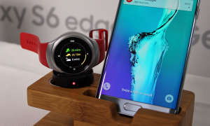 Samsung Gear S2 Ladestation