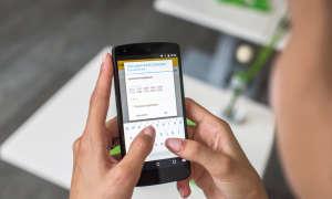 Ende zu Ende WEB.de mobil