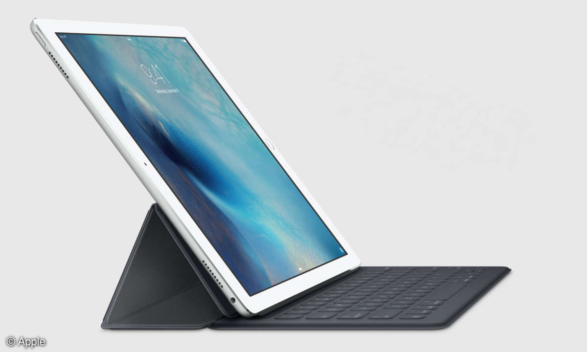 Apple iPad Pro mit Smart Keyboard