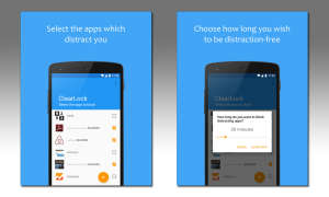 ClearLock – Android-App.