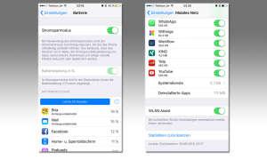 Apple iOS 9 - Screenshot