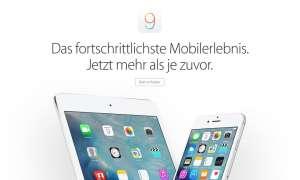 iOS-9-Ankündigung