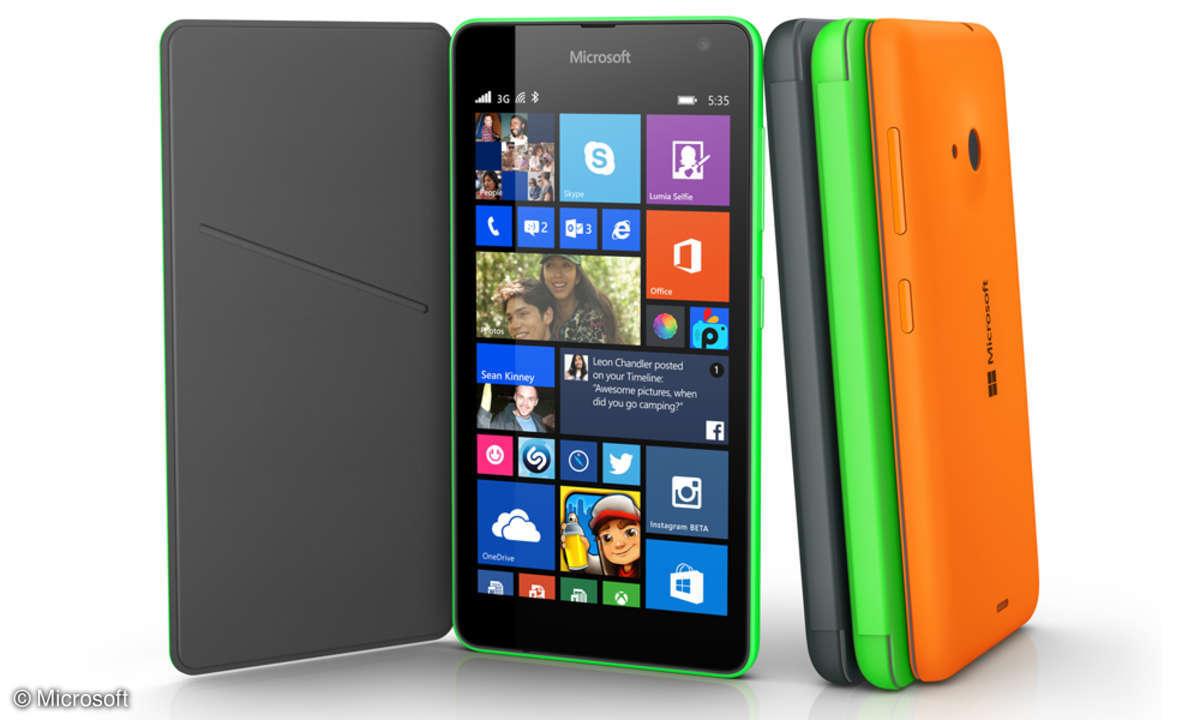Microsfot Lumia 535