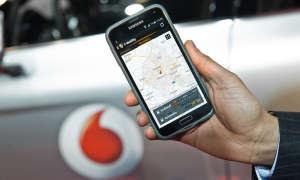 Vodafone vernetzte Mobilität