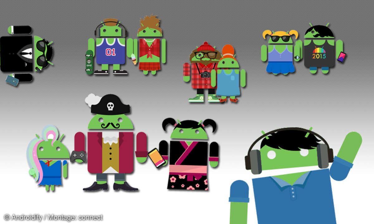 Android überall