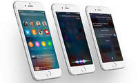 Apple iPhone 6 mit iOS 9