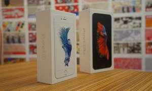 iPhone 6s und 6s Plus, boxed