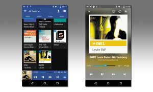 Doggcatcher - Podcast-App für Android