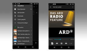 Antennapod - Podcast-App für Android
