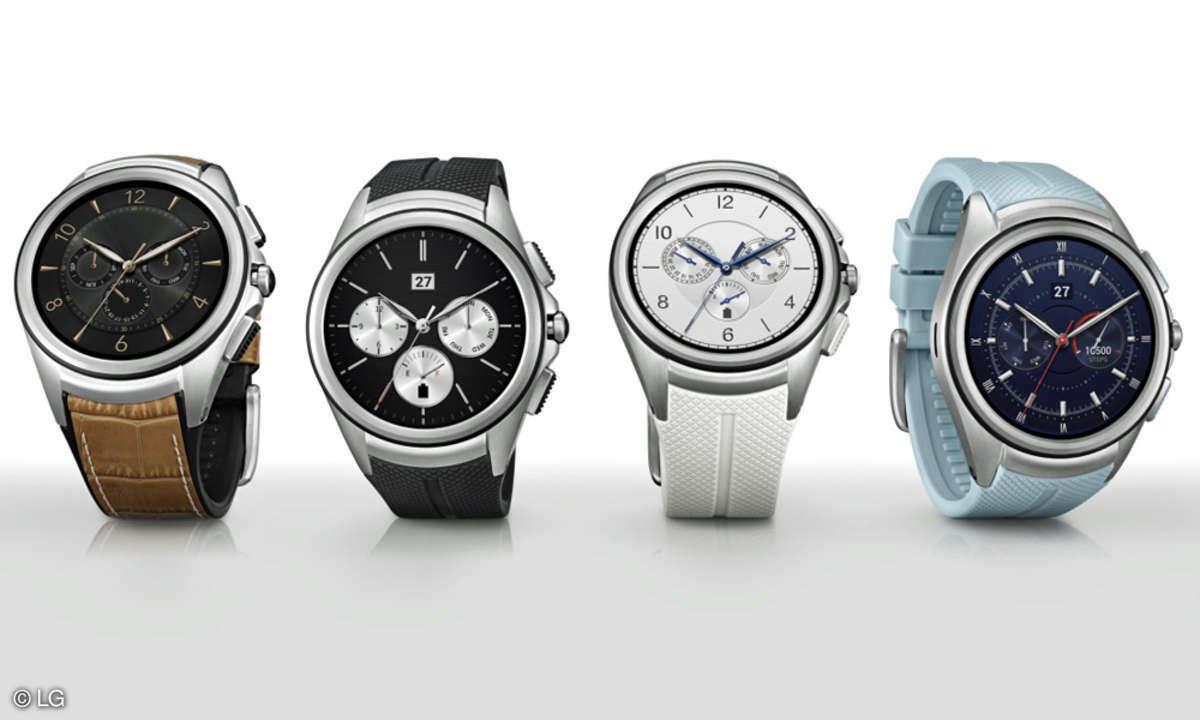 LG Watch Urbane2nd Edition