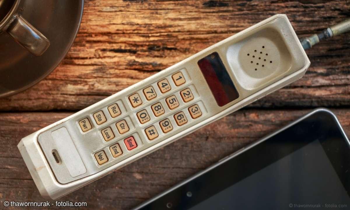Altes Handy / Mobiltelefon