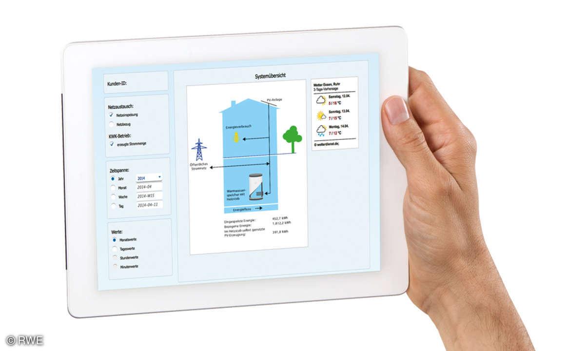 RWE Easy Optimize App