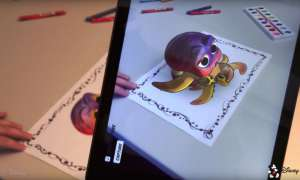 Disney-App - Augmented Reality