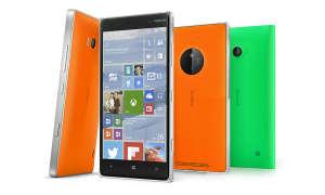 Lumia mit Windows 10