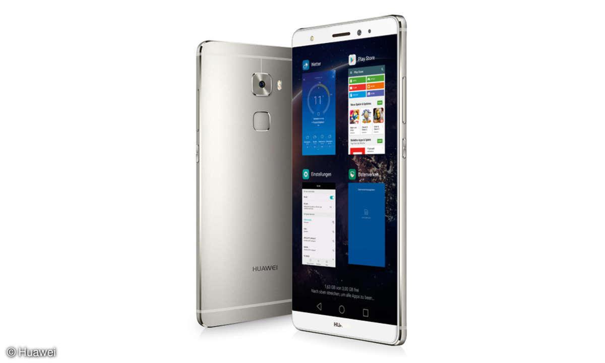 Das Huawei Mate S