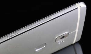 Das Huawei Mate S Seitentasten