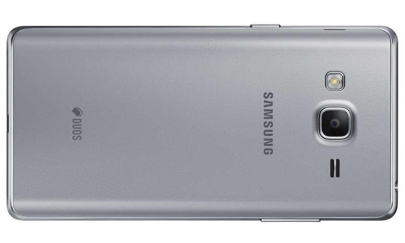 Samsung Z3 Smartphone Mit TizenOS