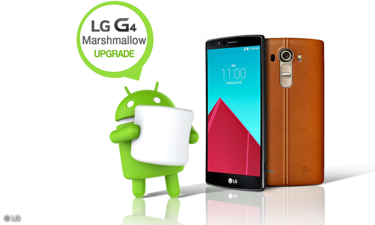 LG G4 mit Android 6