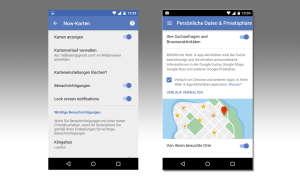 Daten- und Privatsphäre bei Android
