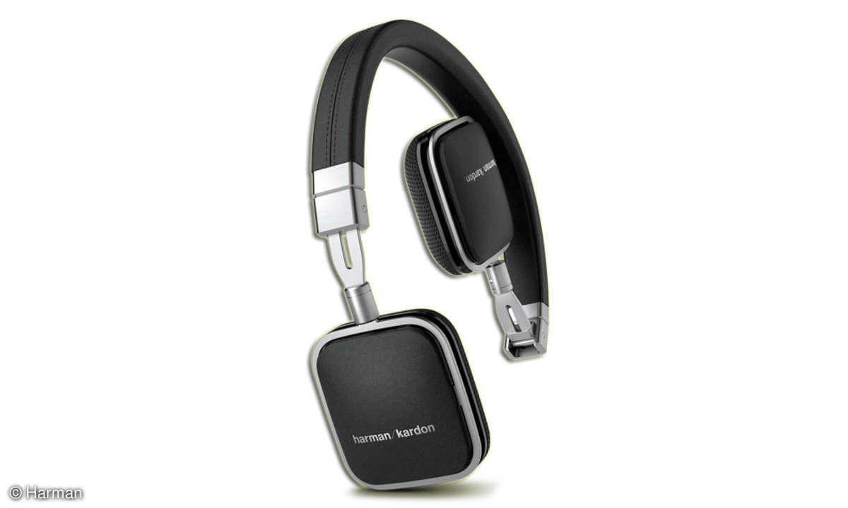 Harman Soho Wireless in schwarz