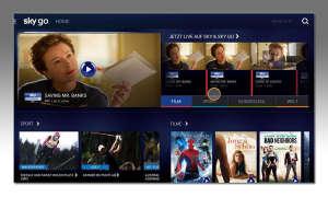 Sky Go App auf Fire TV