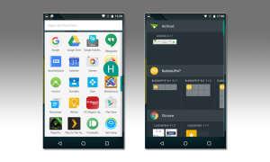 Übersichten für Apps und Widgets