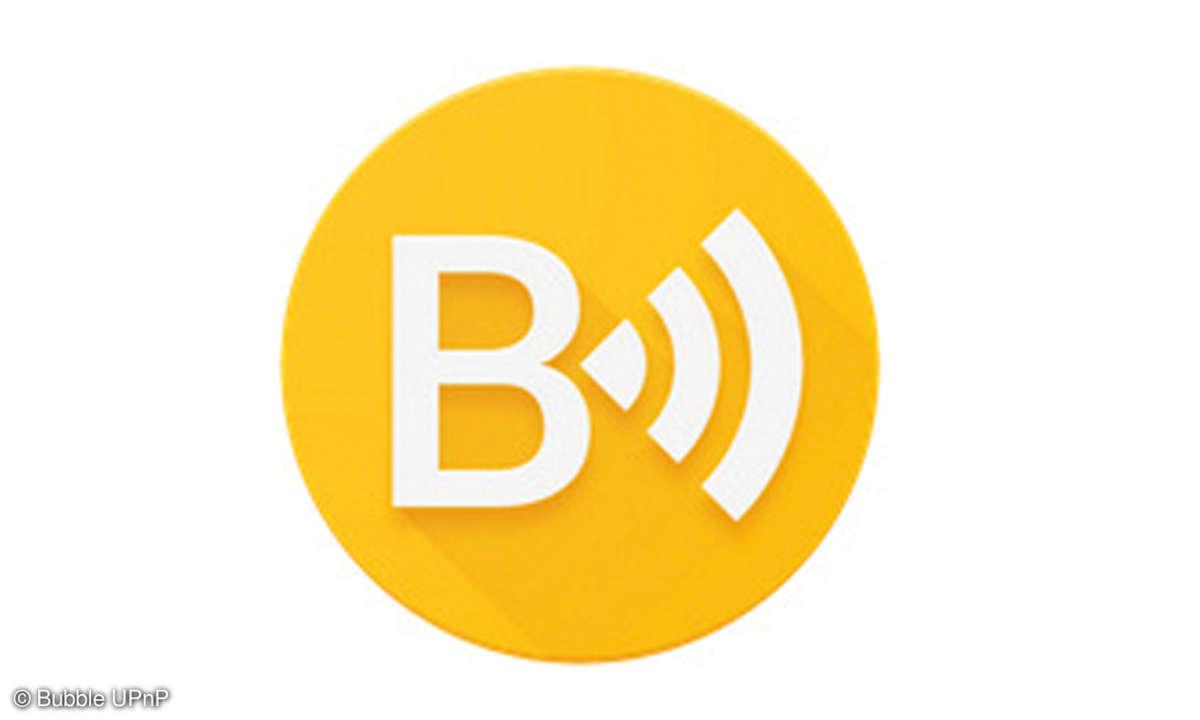 Bubble UPnP - Logo