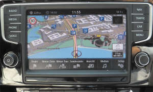 VW: Discover Pro (ohne Car Net)