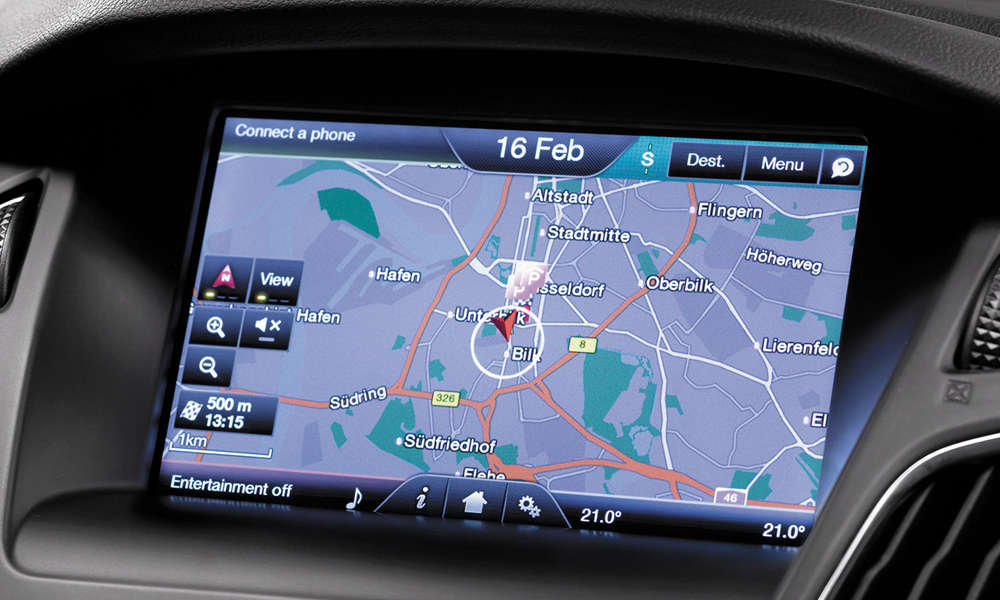 Ford Sync Navigation Sd Card Download
