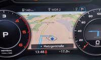Audi: MMI Navigationssystem Plus / Audi Connect