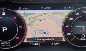Audi: MMI Navigationssystem Plus / Audi Connect