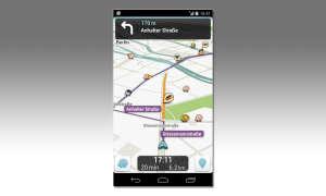 Waze: GPS und Verkehr