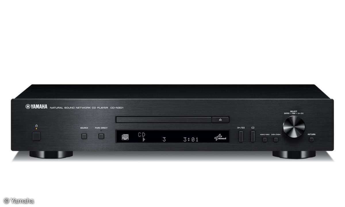 Netzwerkplayer Yamaha CDN-301