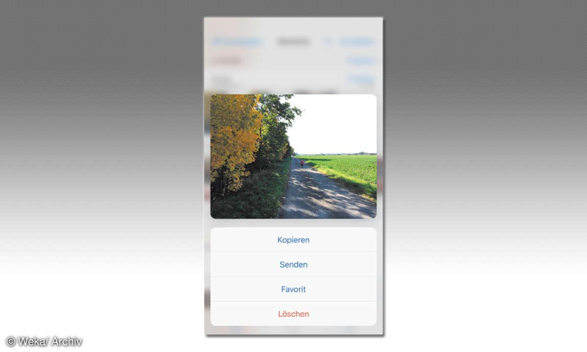 iPhone 6s Screenshot