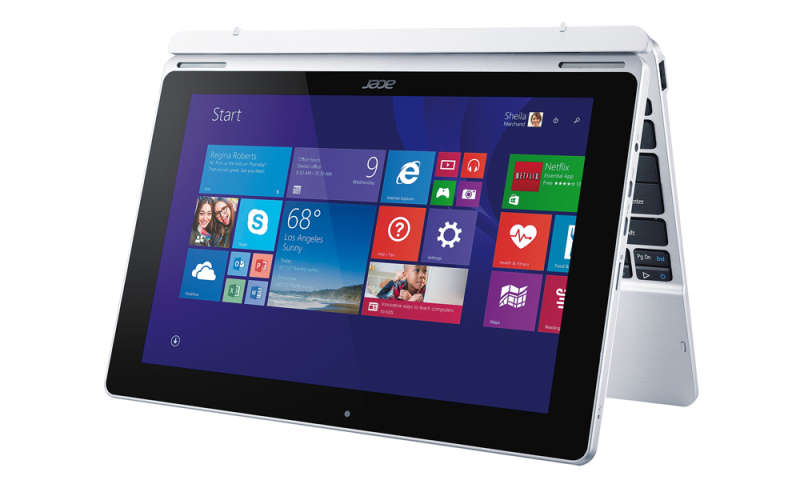 Acer Aspire Switch 10 Special Edition in the Test