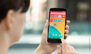 Android Smartphone Nexus 5