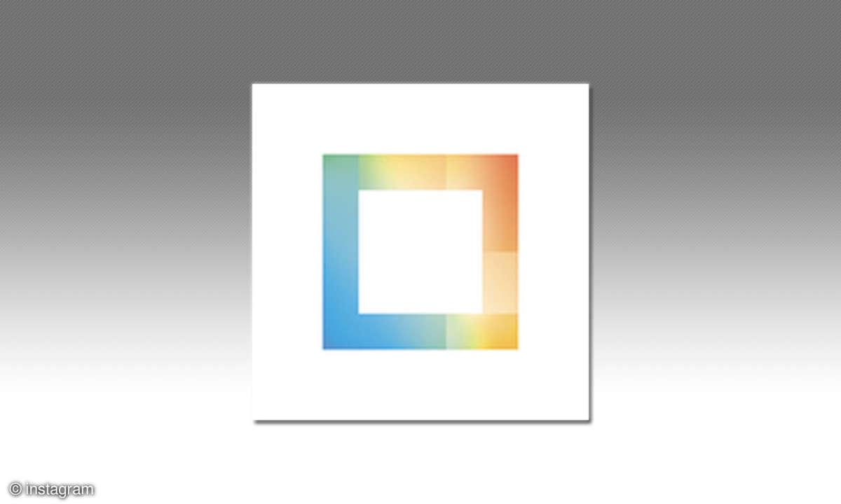 Layout by instagram App-Logo