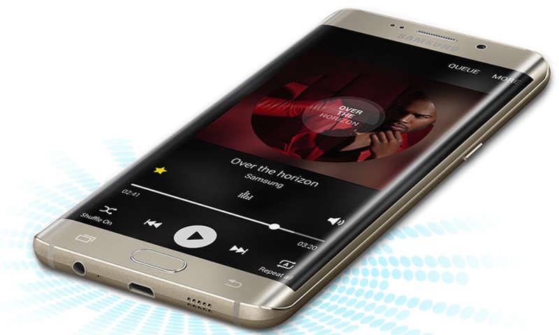 Galaxy S7 Mit Vierseitigem Edge Display Connect