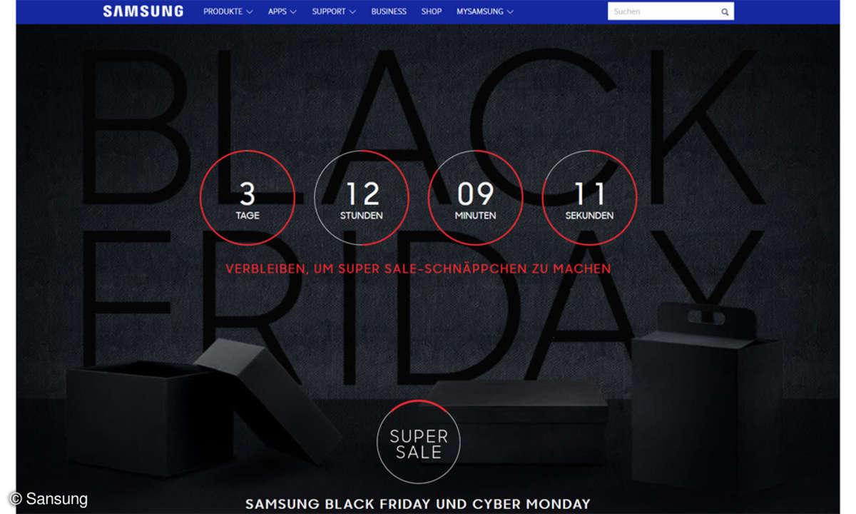 Samsung Onlineshop