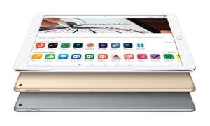 Apple iPad Pro Farben