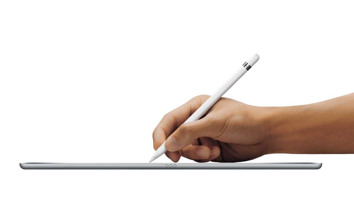 iPad Pro mit Pencil