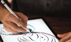 Apple iPad Pro mit Apple Pencil