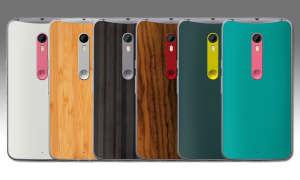 Moto X Style verschiedene Farben